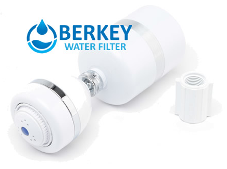 berkey shower head